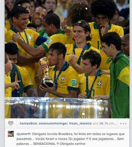 neymar-instagram