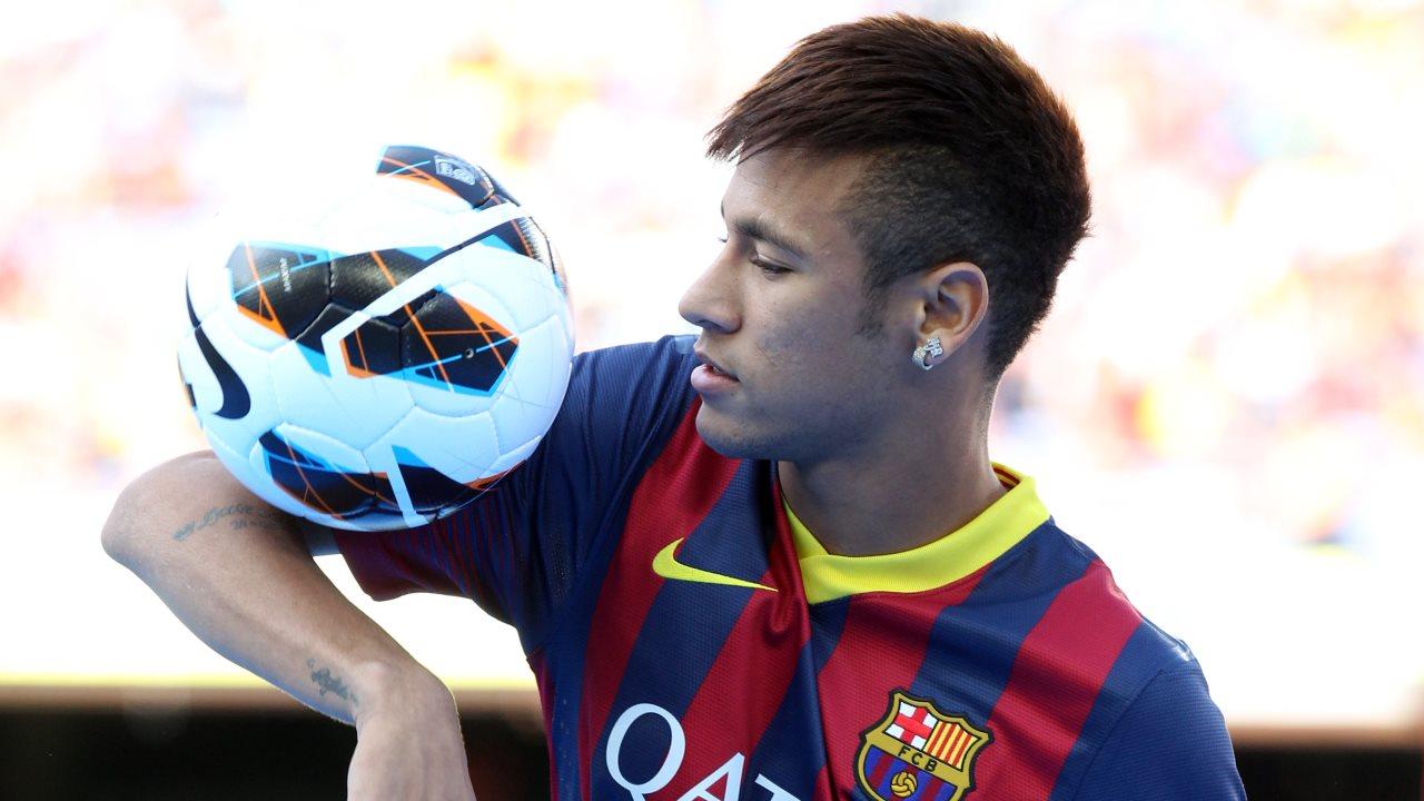 neymar - bola
