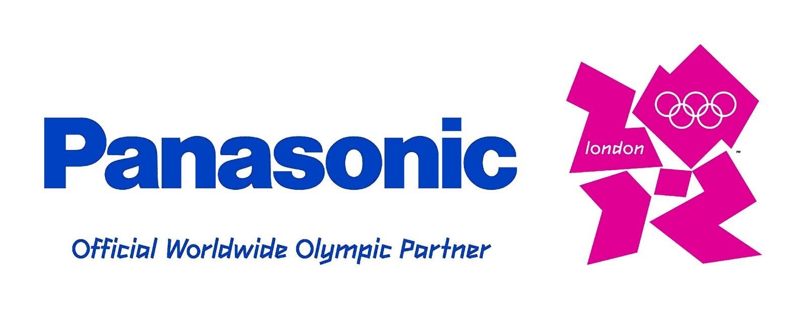 Logo PanasonicsLondonOlympics