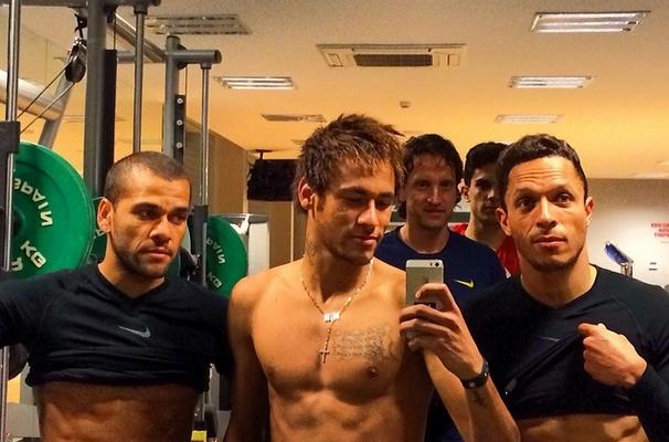neymar_academia