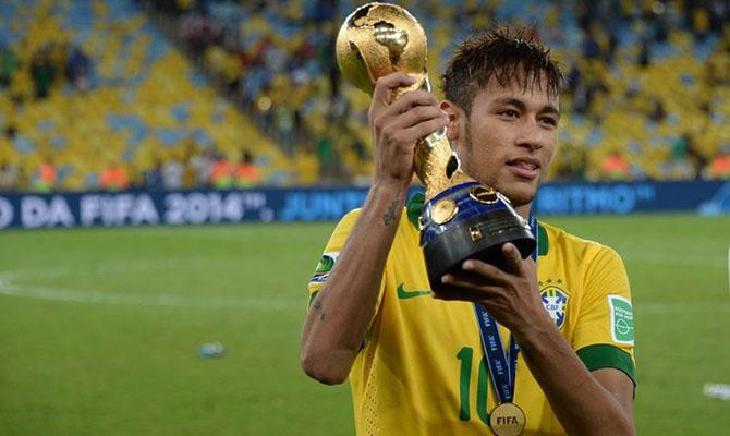 5. Pressão sobre o Neymar
