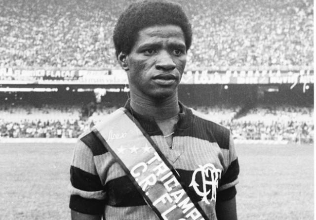 Adilio, jogador do Flamengo. Forto Arquivo Lancepress.