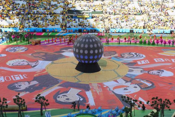 Abertura da Copa no Brasil 2014 Abertura da Copa Entre Brasil