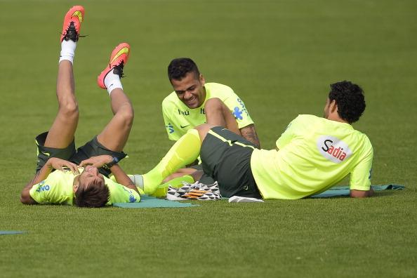 Brazil Training Camp - Day 7 - 2014 FIFA World Cup