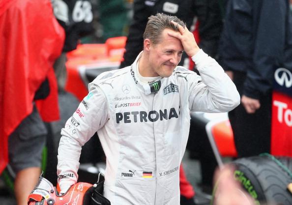 Vida de Schumacher está por um fio