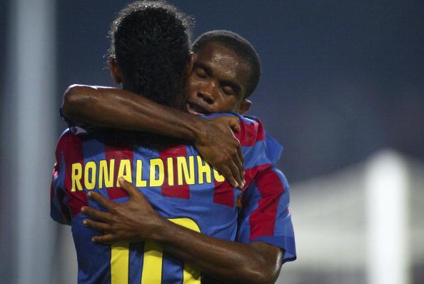 UEFA Champions League - Barcelona v Udinese