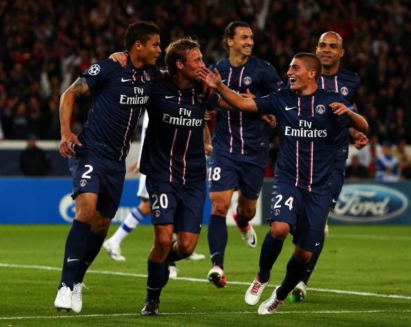 Troyes x PSG
