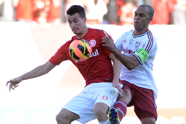 Internacional v Fluminense - Brazilian Series A 2013