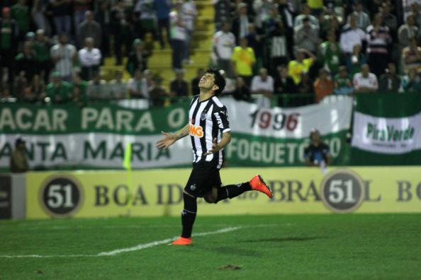 Chapecoense v Atletico MG - Brasileirao Series A 2014