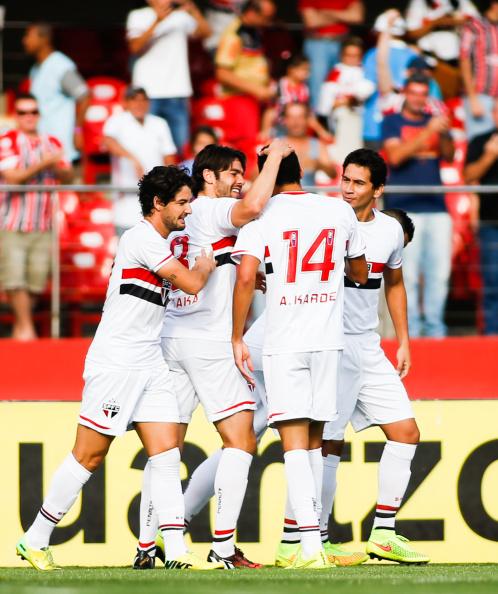 Sao Paulo v Sport Recife - Brasileirao Series A 2014