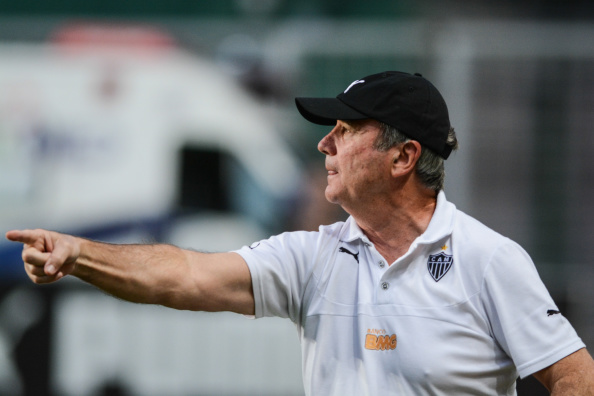 Atletico MG v Botafogo - Brasileirao Series A 2014