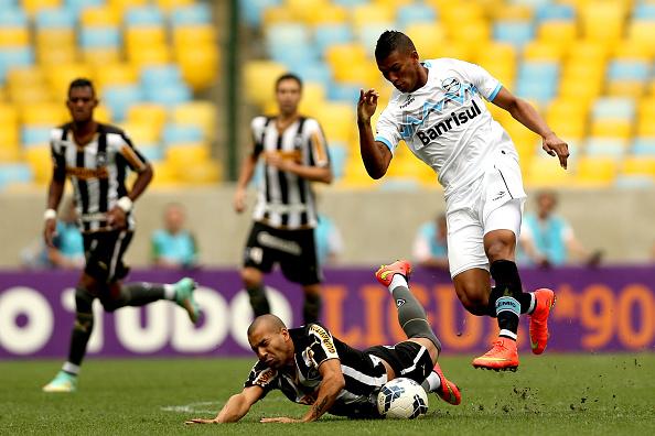 Botafogo v Gremio - Brasileirao Series A 2014