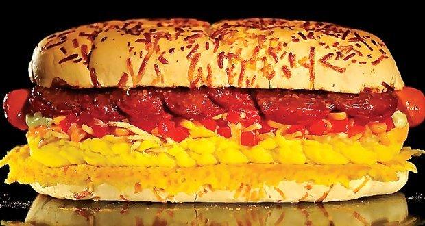 hot dog estádio