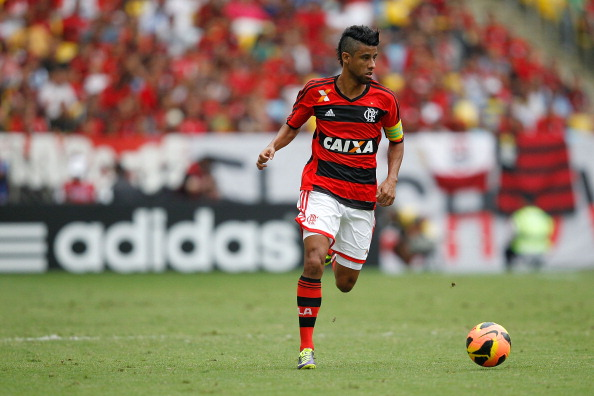Flamengo v Criciuma - Brazilian Series A 2013
