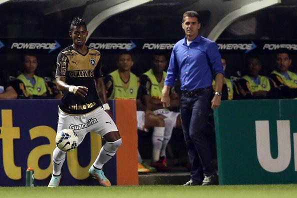 Criciuma v Botafogo - Brasileirao Series A 2014