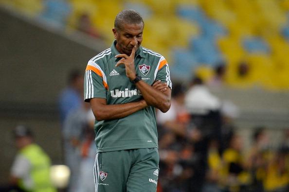 Fluminense v Sao Paulo - Brasileirao Series A 2014
