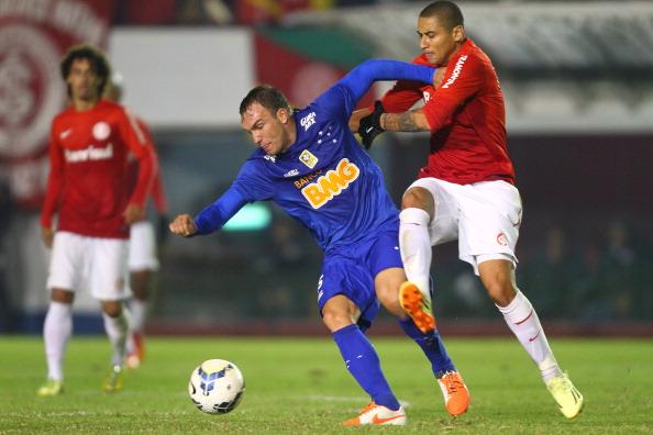 Resultado de imagem para Internacional x Cruzeiro