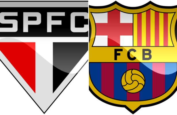 Barcelona é o melhor time do século 21. São Paulo é o melhor time ...