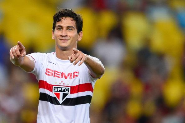 Flamengo v Sao Paulo - Brasileirao Series A 2014