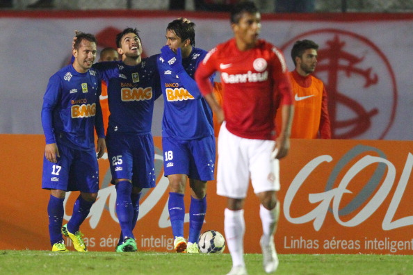 Internacional v Cruzeiro - Brasileirao Series A 2014