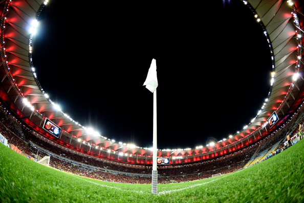 Flamengo v Gremio - Brasileirao Series A 2014