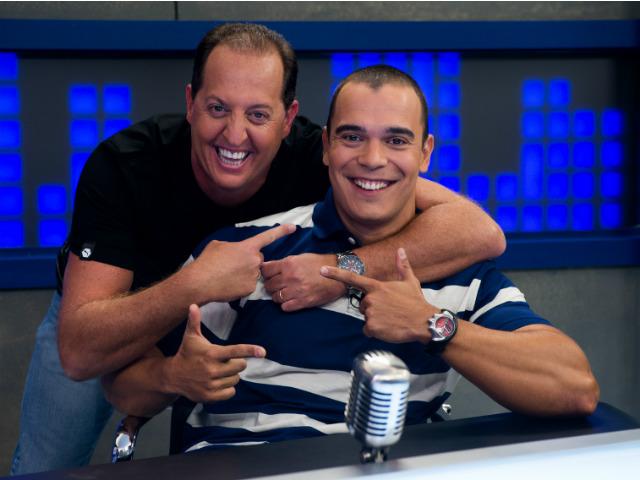 Beja e Mano - Apresentador e comentarista do FoxSports Rádio