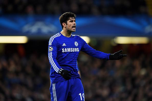 """Mourinho garante que Diego Costa continua no Chelsea: """"Ele é feliz aqui"""""""