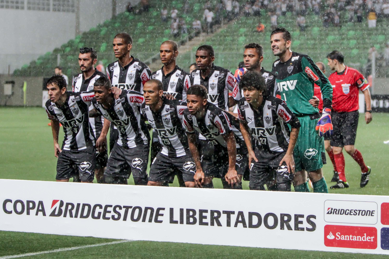Santa Fé-COL x Atlético-MG