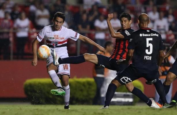 São Paulo consulta Conmebol por adiamento de jogo com o San Lorenzo