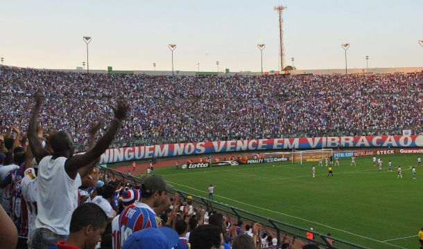 Foto: Site Oficial do Bahia