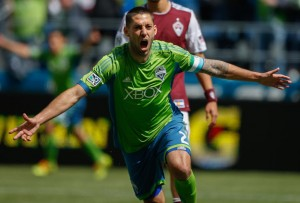 7 - Clint Dempsey - Seattle Sounders