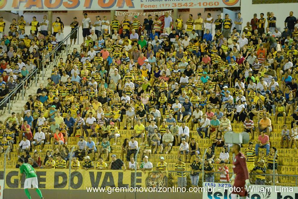 Foto: Wiliam Lima/Grêmio Novorizontino