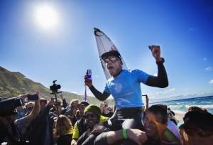 Fanning conquistou a etapa de Bells Beach pela quarta vez na carreira