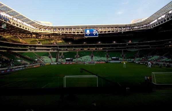 Brasil - Palmeiras x Corinthians