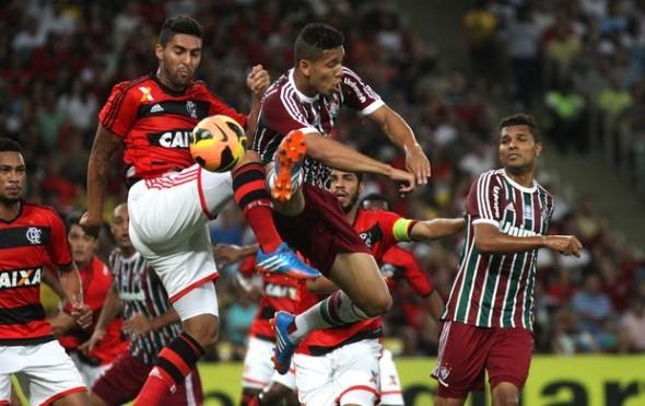 Flamengo x Fluminense - Brasileirão 2016