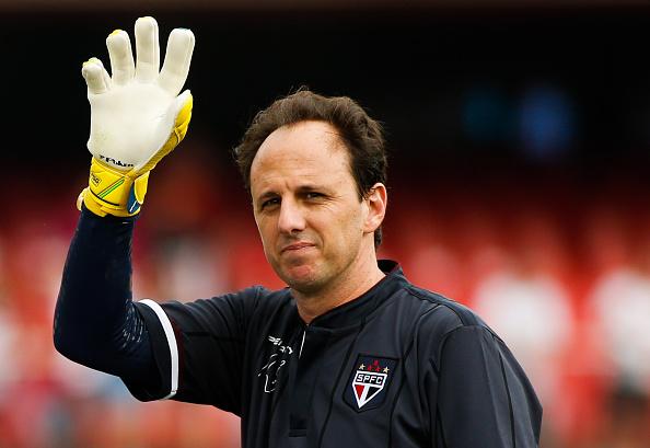 Pela primeira vez, Ceni discute aposentadoria e deve parar contra o Cruzeiro