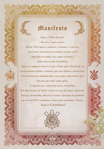 Reprodução: Divulgação / Corinthians