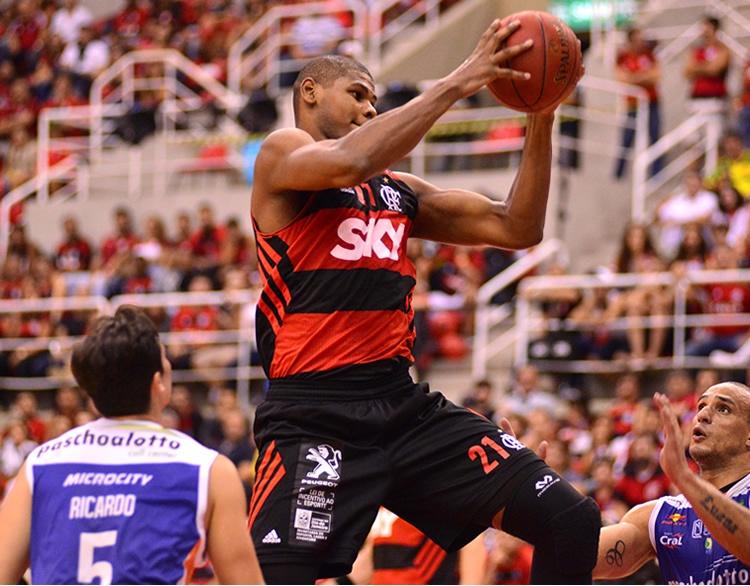 Felício em seus tempos de Flamengo (Foto: Divulgação)