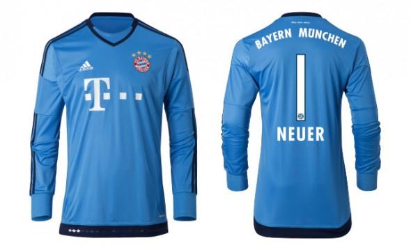 Camisa Neuer