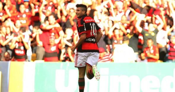 Mugni na época de Flamengo - Gilvan de Souza/Flamengo