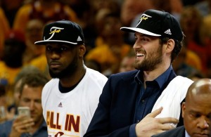 Kevin Love renova contrato com Cleveland Cavaliers - Getty Images
