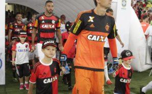 Cesar. Foto: Gilvan de Souza/Flamengo