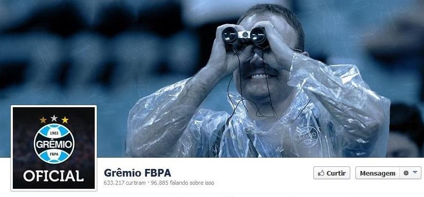 Facebook Gremio