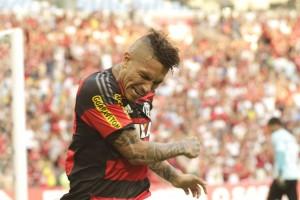 Guerrero. Foto: Gilvan de Souza/Flamengo