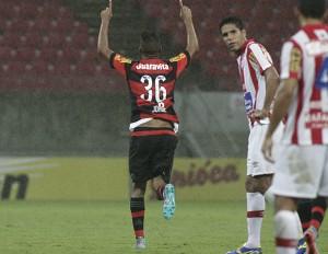 Jorge. Foto: Gilvan de Souza/Flamengo