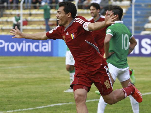 Venezuela-amistosos-Paraguai-Panamá-Futebol-Latino