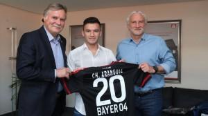 Facebook oficial Bayer Leverkusen