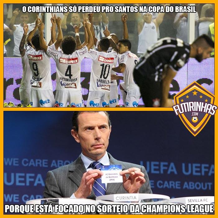 corinthians-perdeu-santos-champions-league
