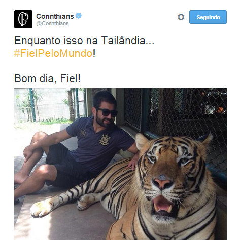 Corinthians internacional