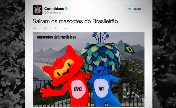 Corinthians mascostes